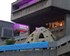 Earth Dome Playscape for London's Southbank - 'Festival of the World'